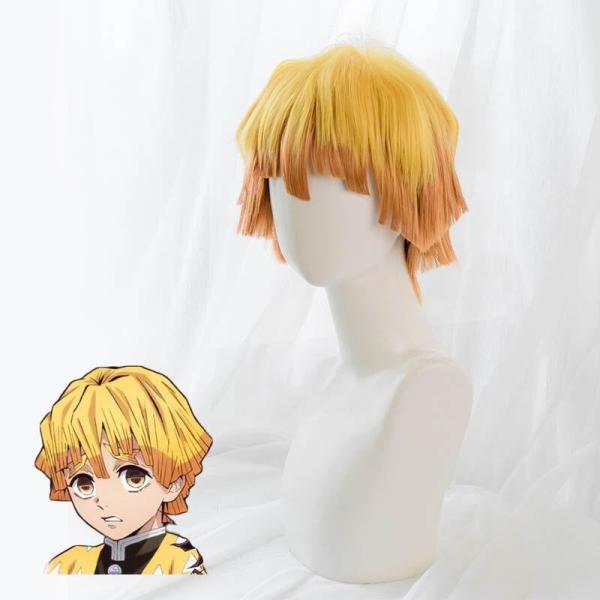 zenitsu wig