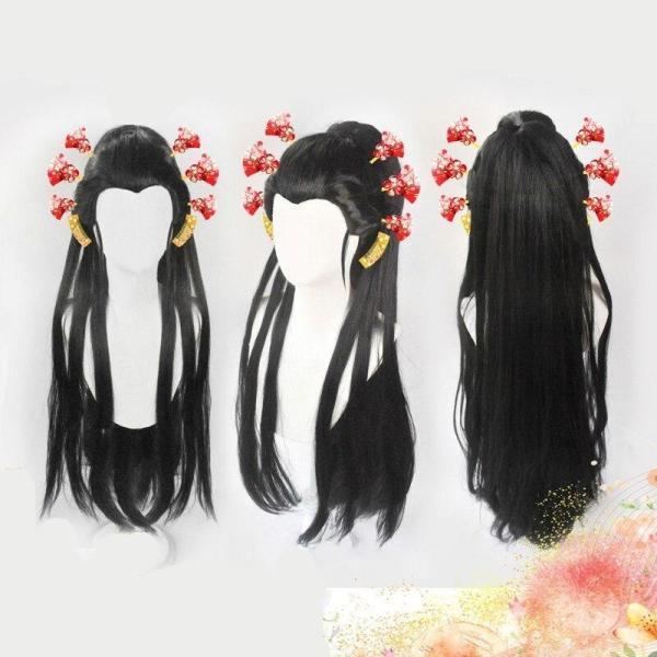 daki wig black