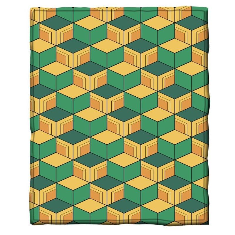 Tomioka Giyuu Pattern Blanket