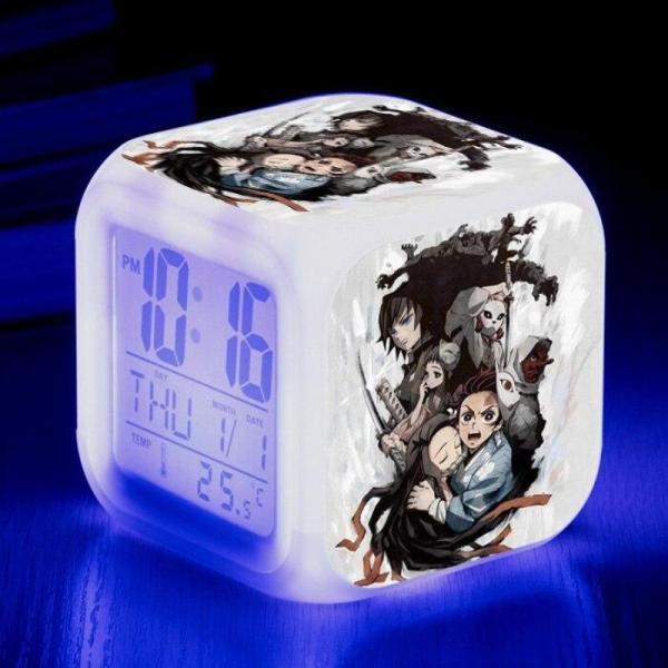 Kimetsu no Yaiba Clock | Demon Slayer Merch