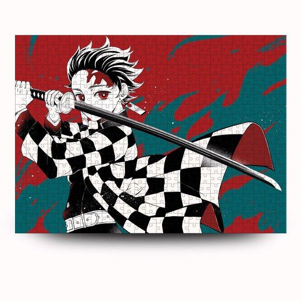 Tanjiro Puzzle| Demon Slayer Shop Merch