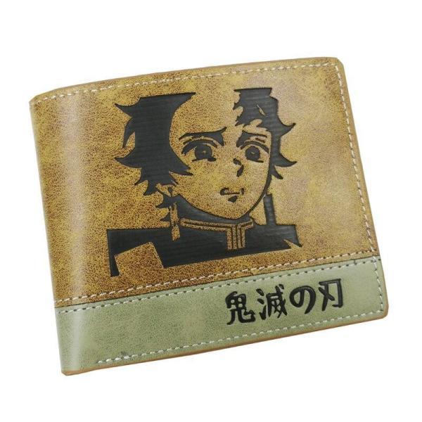 Tanjiro Weird Face Wallet