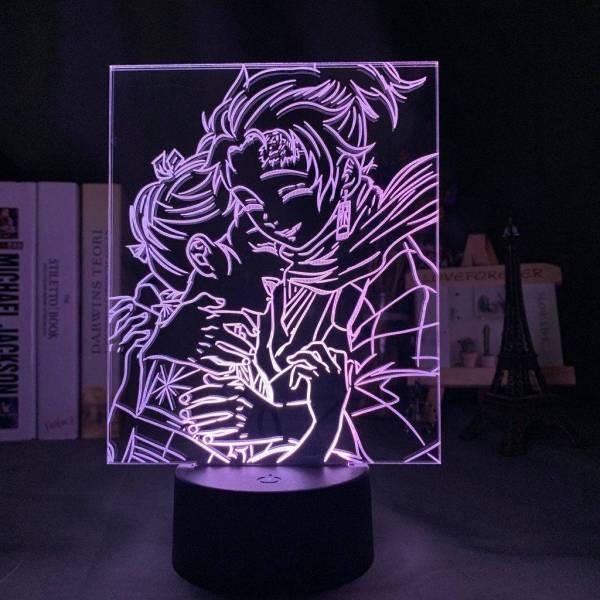 Young Tanjiro & Nezuko Lamp
