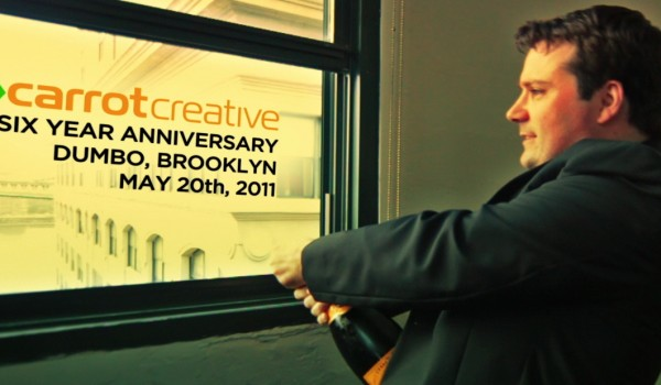 Carrot Creative's 6th Anniversary Party
