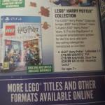 Harry potter collection release date leaked for Xbox and switch via Argos catalogue.