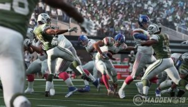 Madden 19 PS4 - review 6