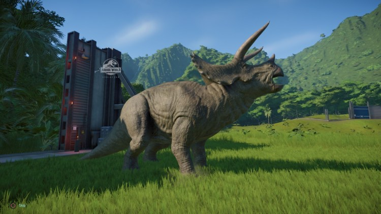 Jurassic World Evolution (PS4) Review 5