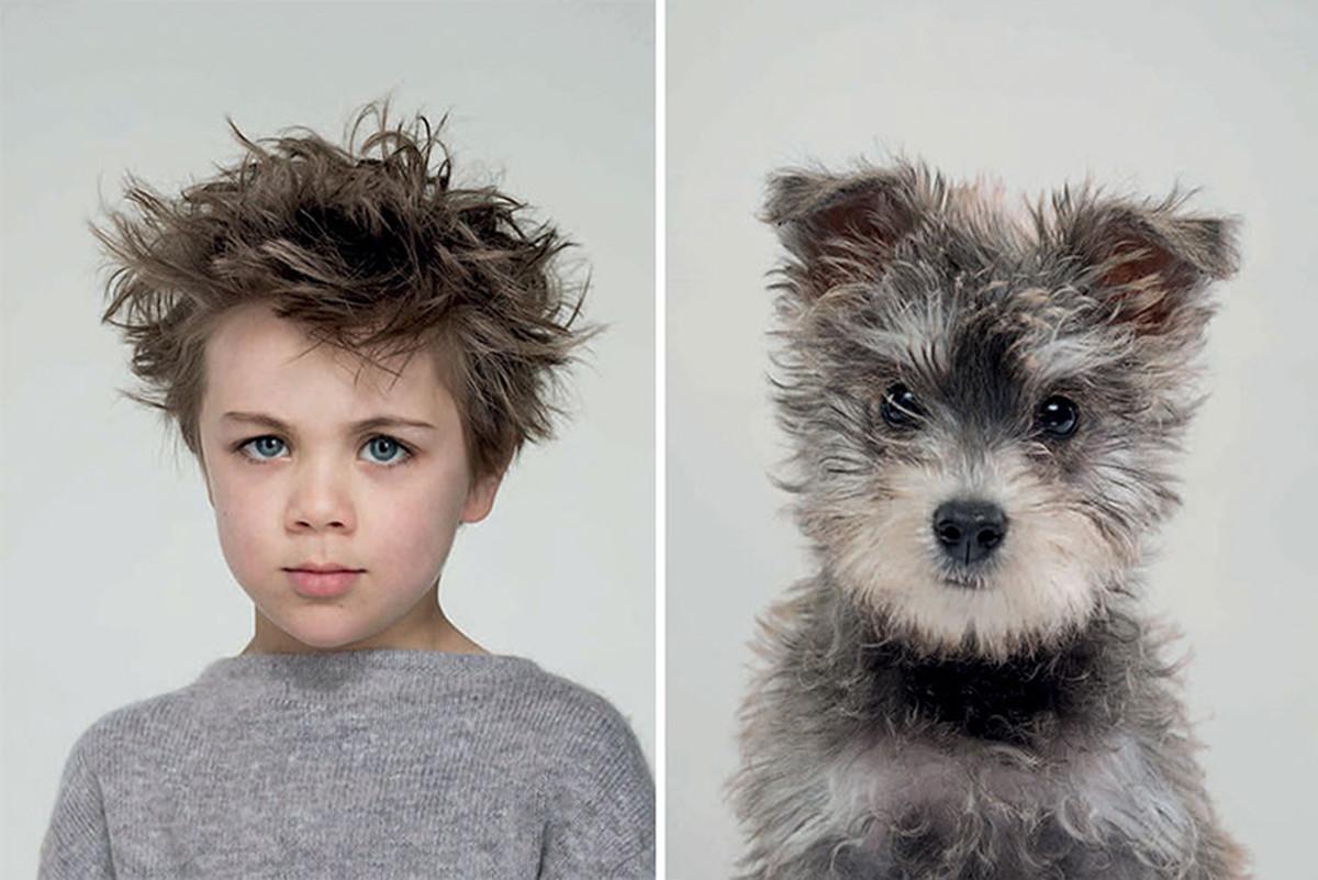 mascotas se parecen a sus dueños.