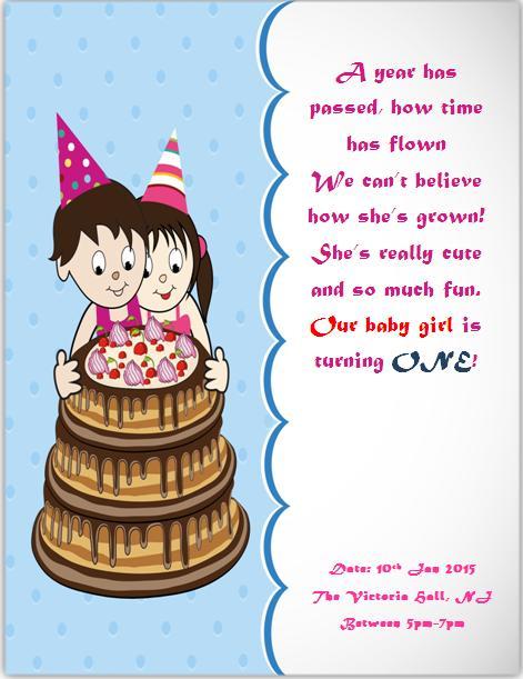 1st birthday invitaion template-5