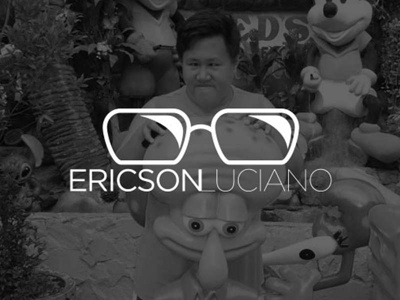 Spotlight: Interview with PH Web & Graphic Designer Ericson Luciano
