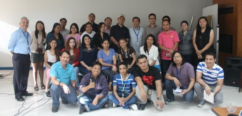 Philippine Daily Inquirer staff and partner bloggers :)