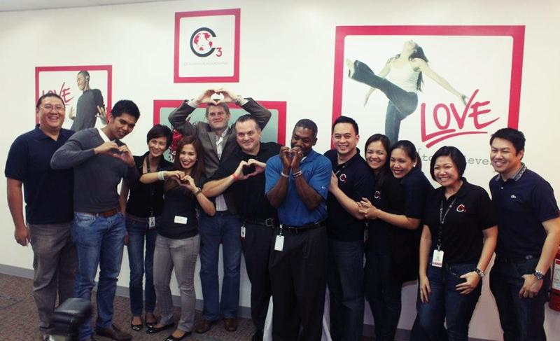 C3/CustomerContactChannels Philippines Staff