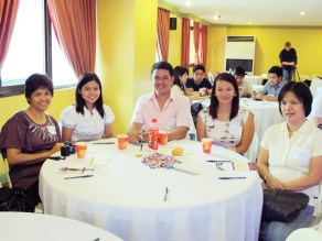 Friends from PVAN (Philippine Virtual Assistant Network)