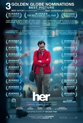 Movie Review: Her (2013)