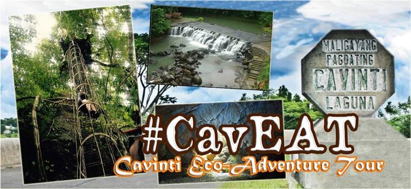 #CavEAT: Commute to Cavinti, Bumbungan Eco Park