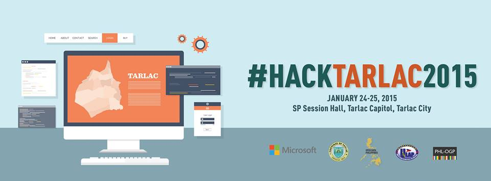 Get ready to #HackTarlac2015!