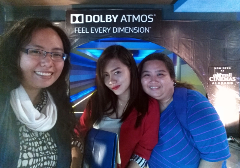 Feel Every Dimension at Starmall Dolby Atmos Cinemas