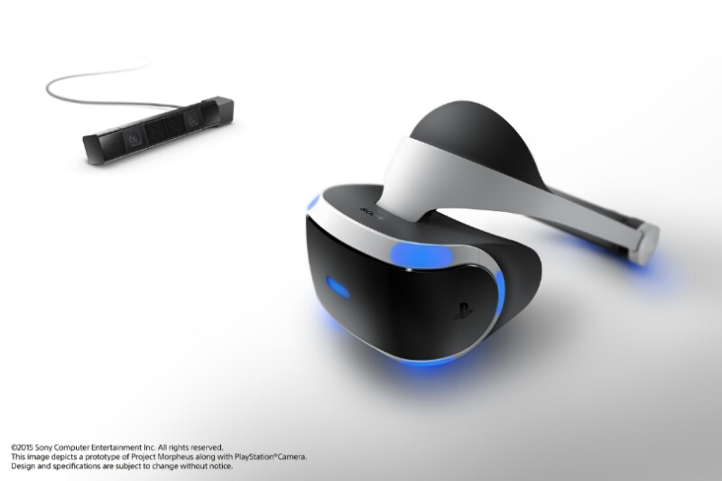 Gaming: PS4 Project Morpheus New Prototype Unveiled