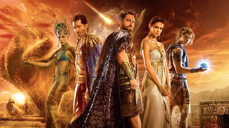 "[Film] Review: ""Gods of Egypt"""