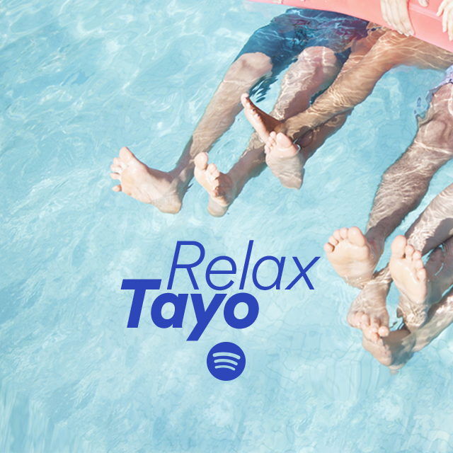 'Relax Tayo' This May 9 With Spotify