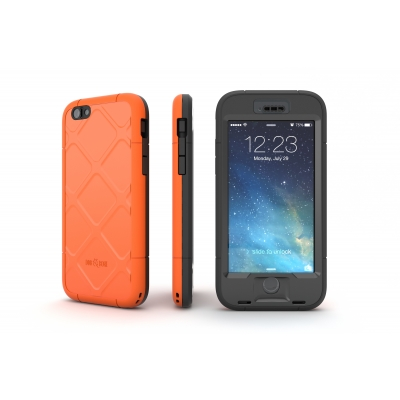 Travel-Friendly Dog & Bone Wetsuit Case for iPhone 6/6s, Now in PH