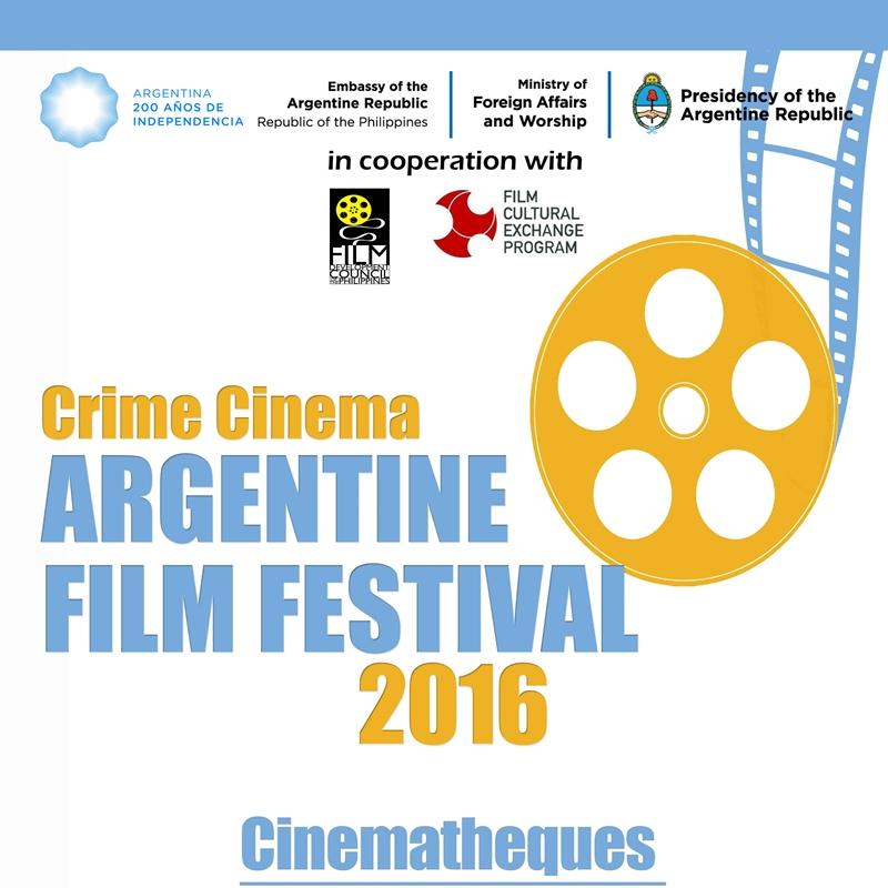 "[Film] Argentine Film Festival's ""Crime Cinema"", FDCP Cinematheque"