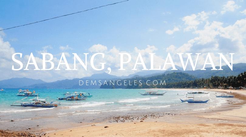 Discover Secrets Spots of Sabang, Palawan