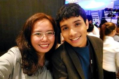 With Duane of duanebacon.com :)