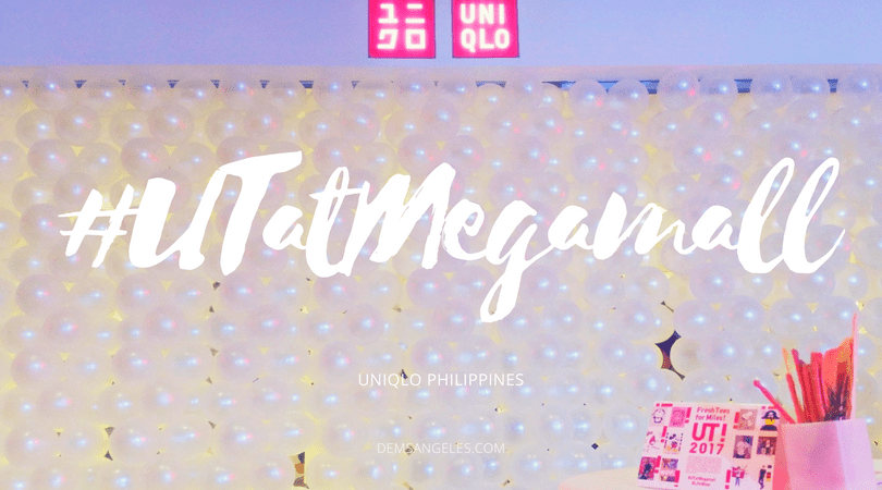 In Photos: UT space at UNIQLO SM Megamall