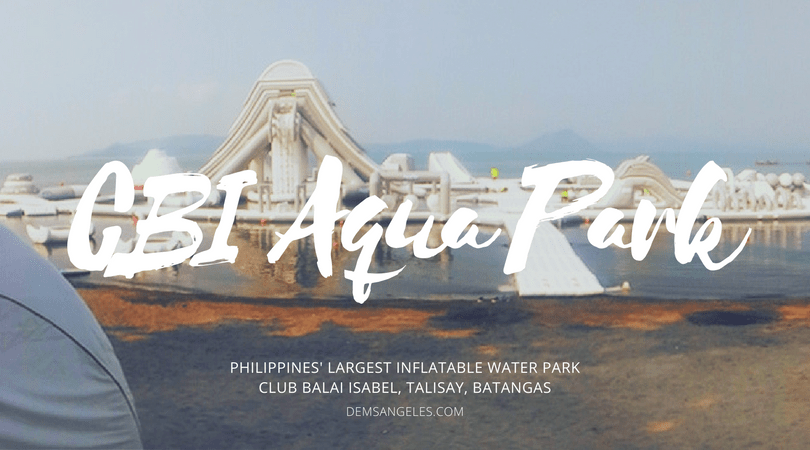 Daytrip Near Manila: Club Balai Isabel Aqua Park