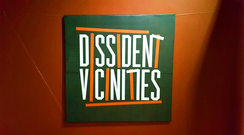 [Exhibit] Condition Report – Dissident Vicinities