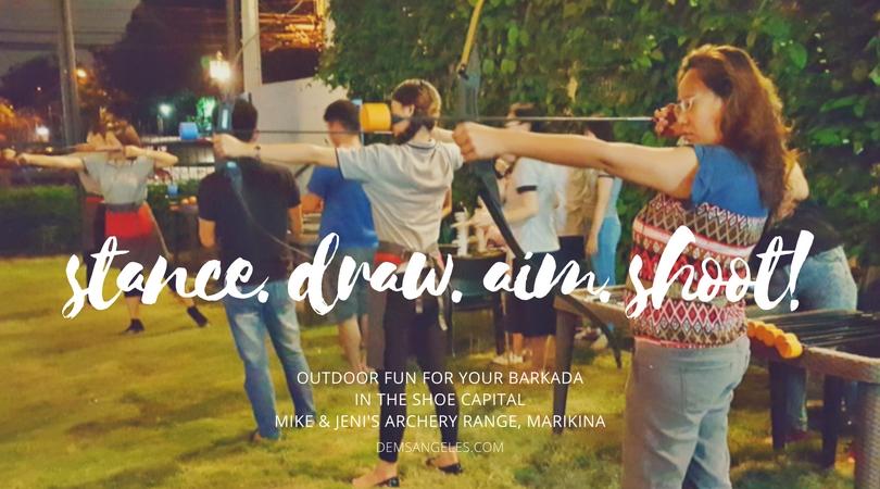 M&J's Archery Range Marikina