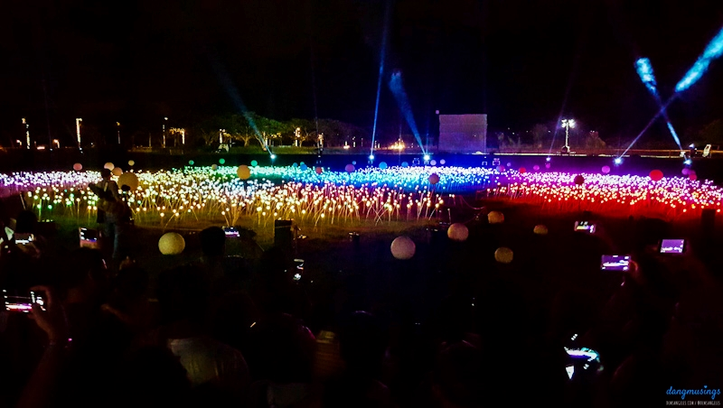 Nuvali Magical Field of Lights 2017 | Photo by Dems Angeles