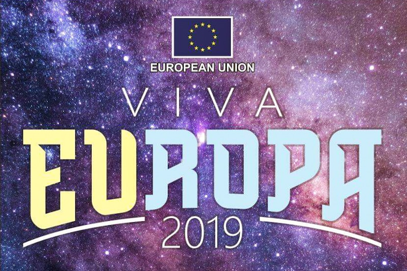 EU goes techno for Viva Europa 2019
