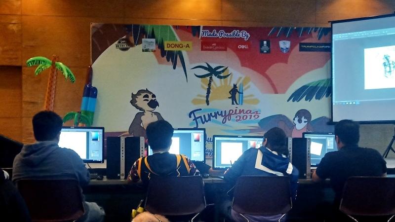 FurryPinas 2019 art contest