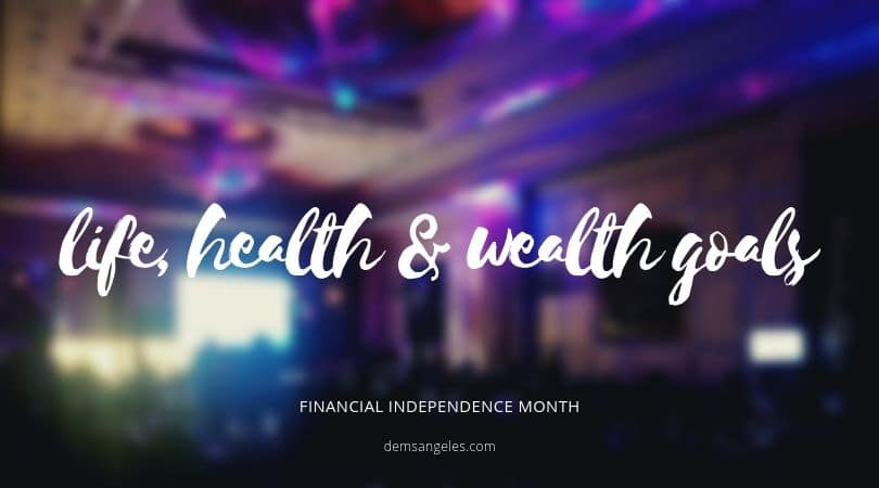 Investing in one's life, health, and wealth