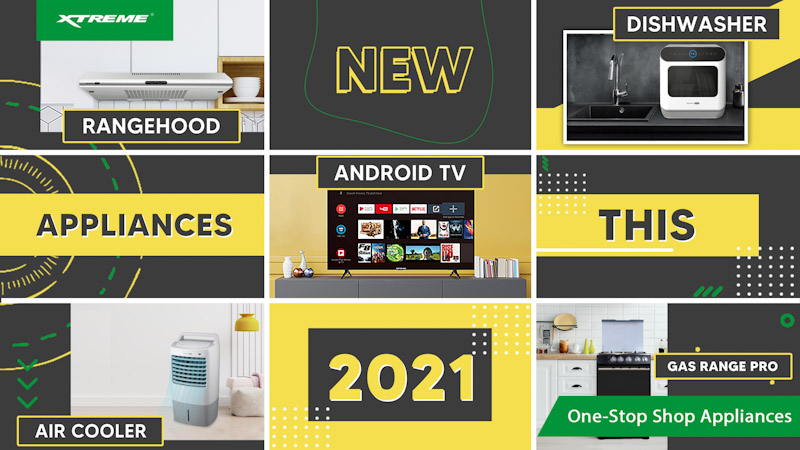5 household appliances to invest in for a better home this 2021