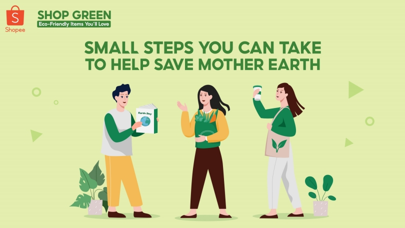 4 Small Steps You Can Take to Help Save Mother Earth