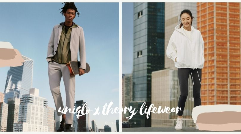 UNIQLO to Launch Sophisticated LifeWear Collaboration Line with Theory
