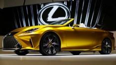 Lexus LF-C2 concept perfil