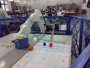 ロボットパター