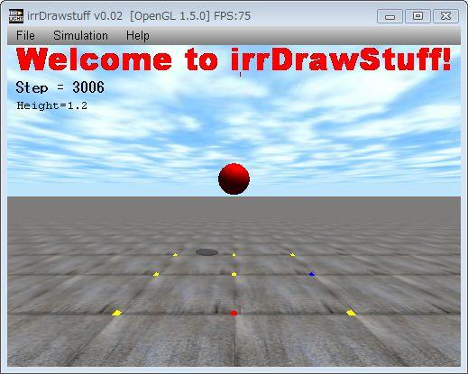 irrDrawstuff v0.02