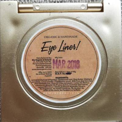 bon organics eyeliner review