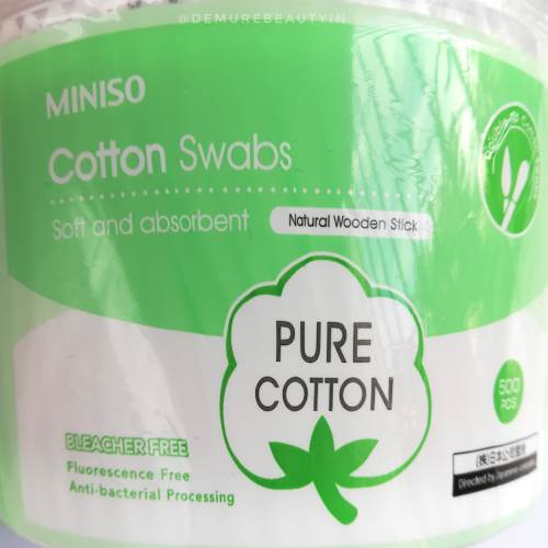eco-friendly cotton buds