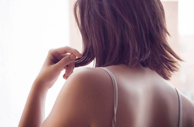 how to get rid of back acne easily
