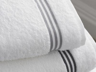 avoid cotton towels