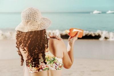 prevent sun tan