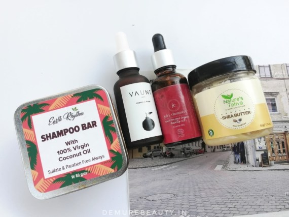 Clean beauty brands in India