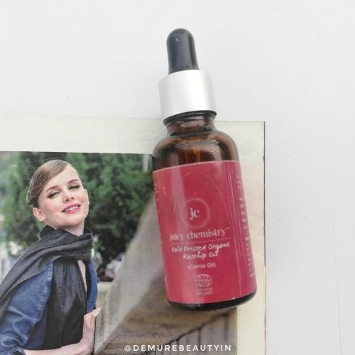 juicy chemistry rosehip oil