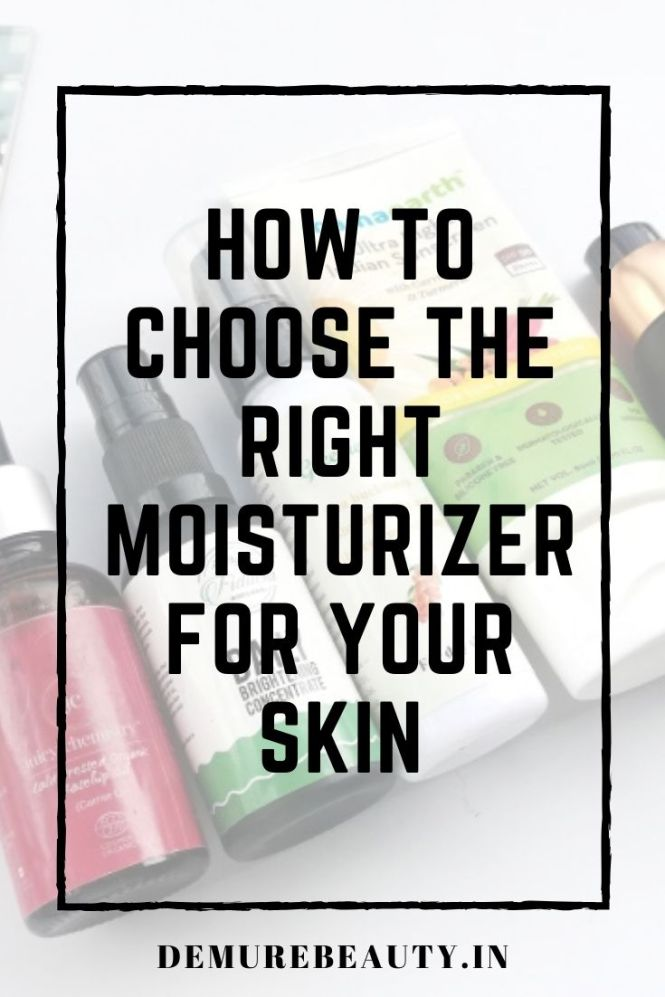 how to choose the right moisturizer if you have oily skin, natural beauty tips